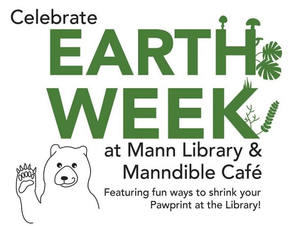 celebrate earth week graphic