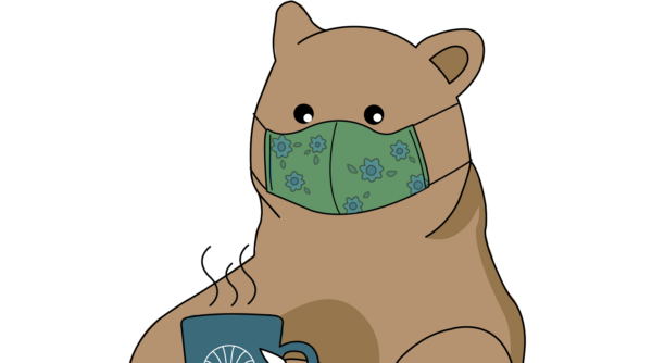 """The Bear Says """"Get the Most Out of Your Library!"""""""