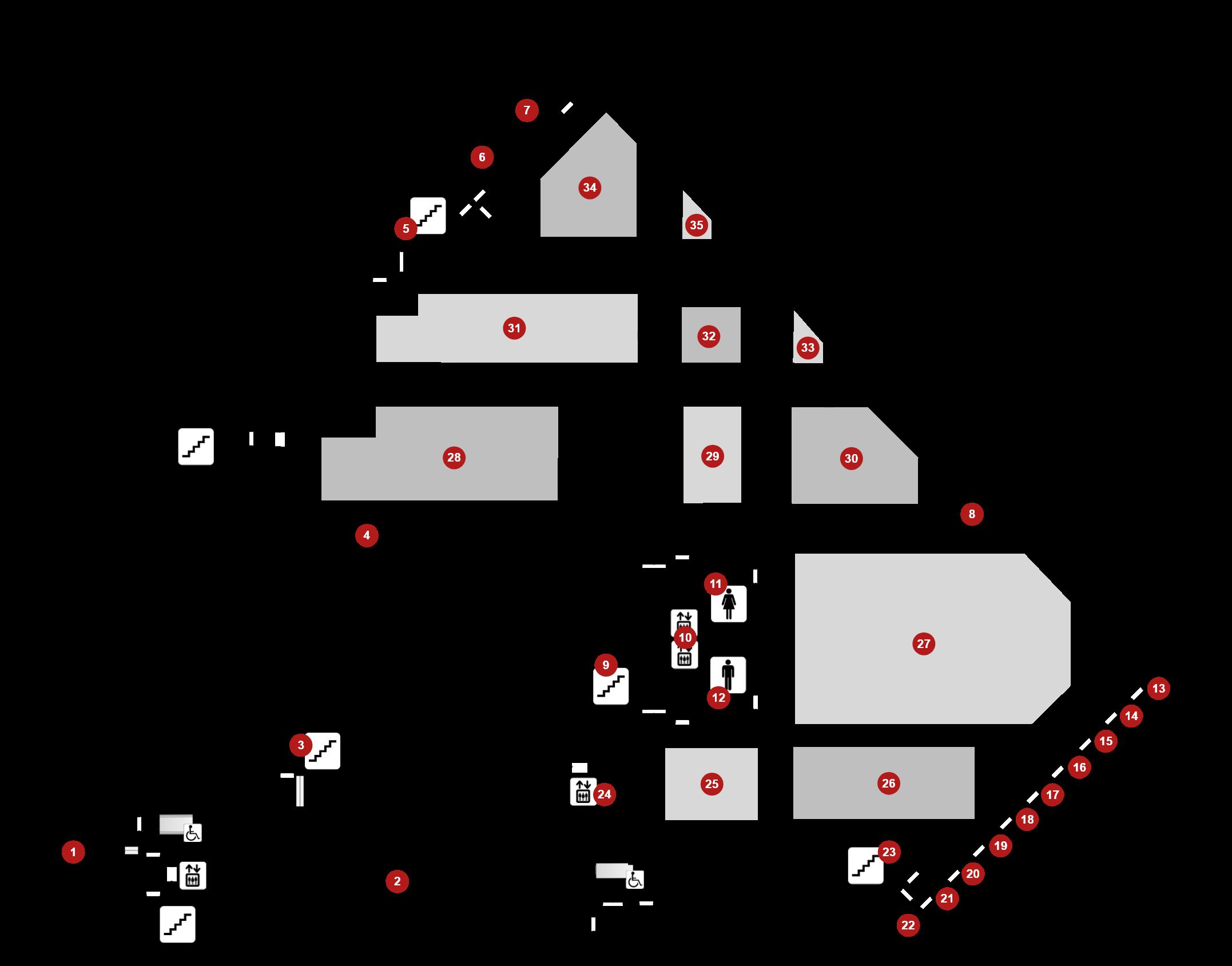 Library Floor 3