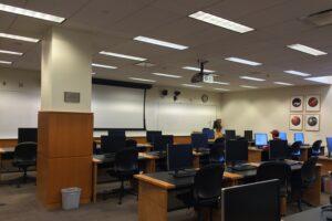 Stone Computer classroom