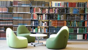 Mann study space in the stacks